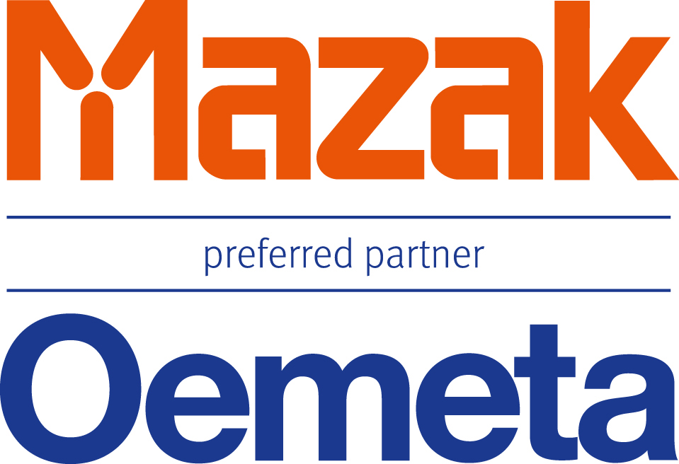 Oemeta and Mazak are  preferred partner